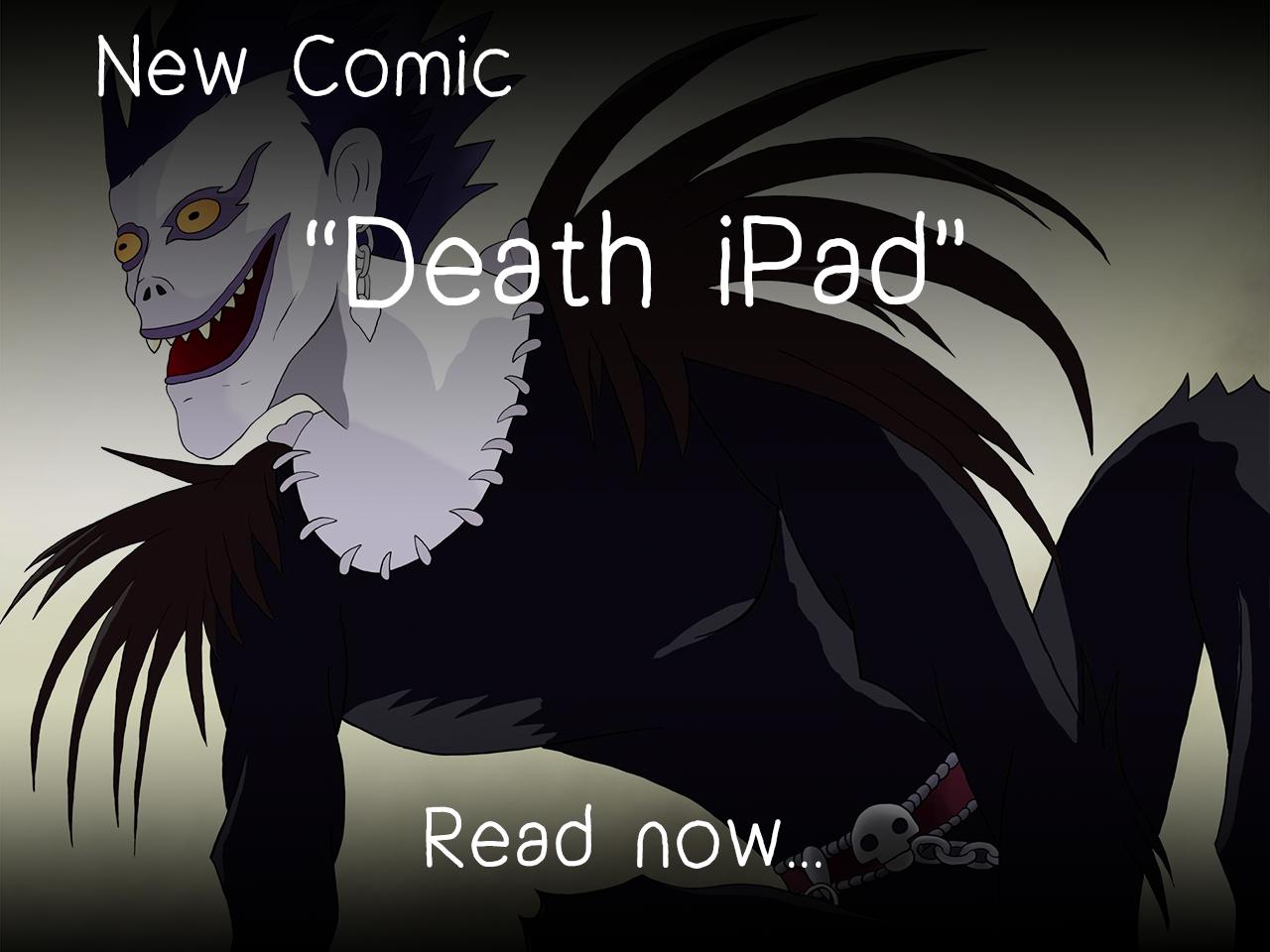 Death iPad