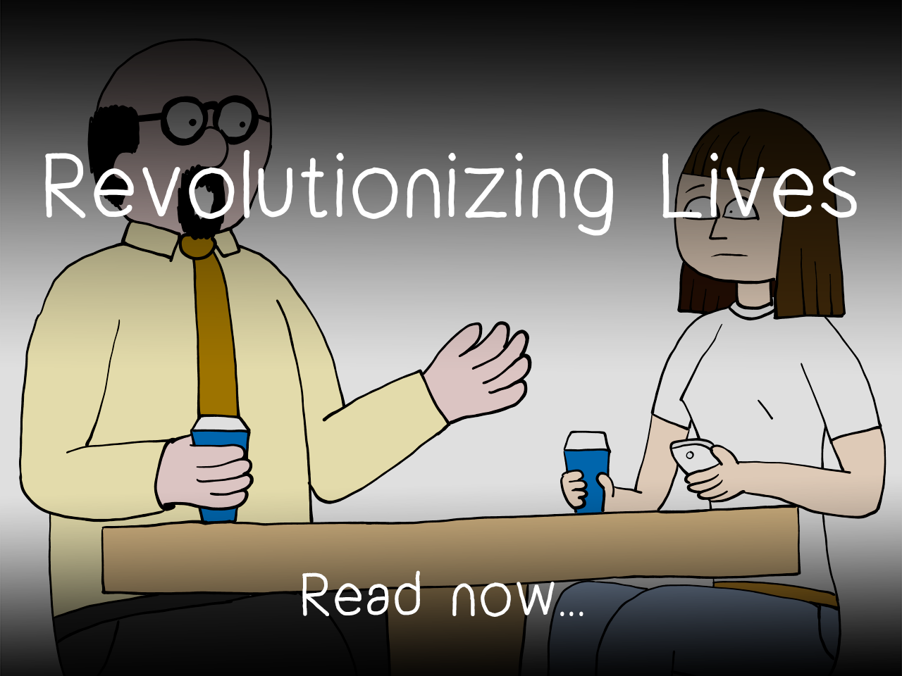 Revolutionizing Lives