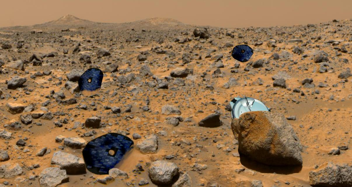 mars rover crash - photo #9