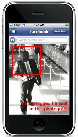 Facebook Mobile for Gangsters