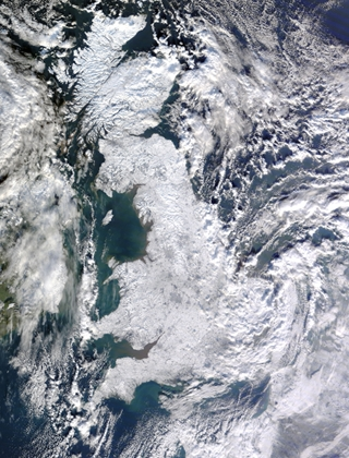 Britain from Space