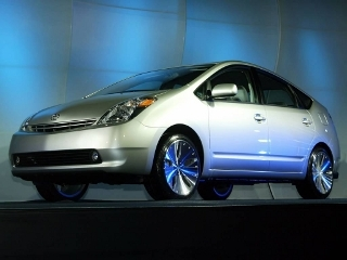 The World Famous Hybrid Toyota Prius
