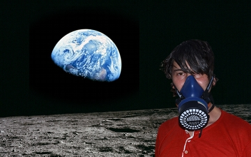 Professor Brian Cox on the Moon